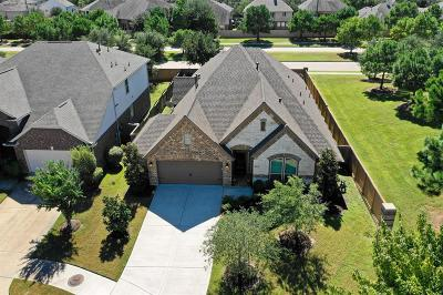 Katy Single Family Home For Sale: 26443 N Red Cliff Ridge