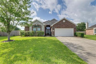 Pearland Single Family Home For Sale: 4706 Lakefront Terrace Court