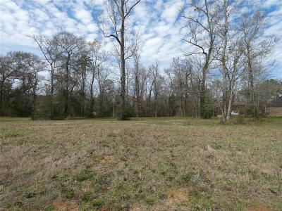 Willis Residential Lots & Land For Sale: 1742 Opal Trail
