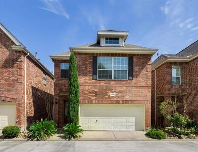 Houston Single Family Home For Sale: 1519 Olive Garden Garden