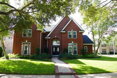 Sugar Land Single Family Home For Sale: 810 Kittiwake Court