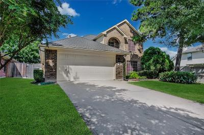Tomball Single Family Home For Sale: 19314 Scarlet Cove Drive
