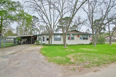 Houston Single Family Home For Sale: 11827 Knotty Pine Trail