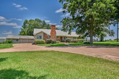 Bellville Single Family Home For Sale: 8816 Loop Road