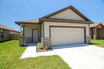Missouri City Single Family Home For Sale: 2243 Republic Way