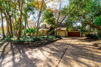 Kingwood Single Family Home For Sale: 2003 Sunshine Point Drive