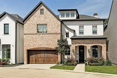 Houston Single Family Home For Sale: 1544 Whispering Pines Drive