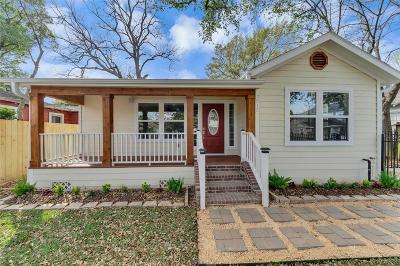 Houston Single Family Home For Sale: 2015 Gostick Street
