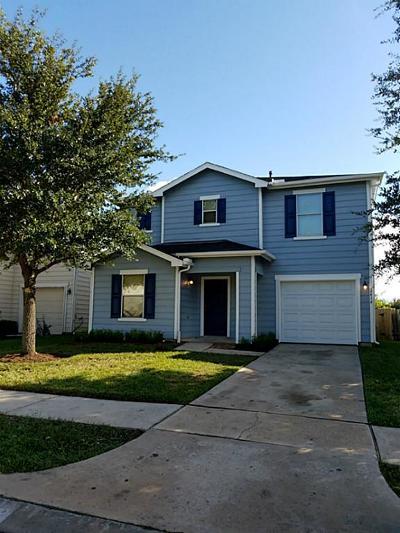 Houston TX Single Family Home For Sale: $167,900