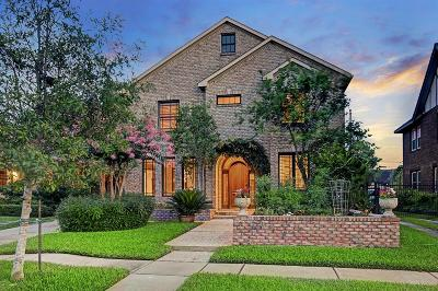 Houston Single Family Home For Sale: 1719 Marshall Street