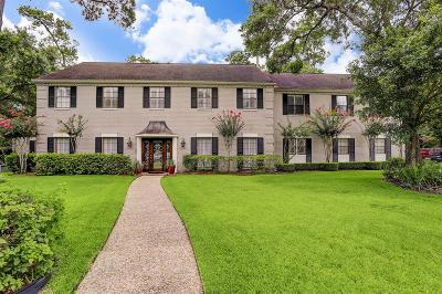 Houston Single Family Home For Sale: 602 Rebecca Pines Court