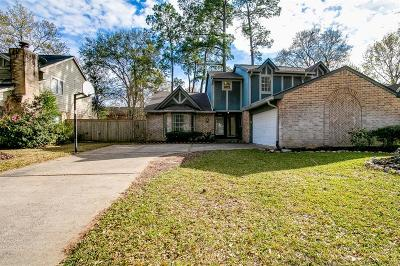Cypress Single Family Home For Sale: 11211 Crooked Pine Drive