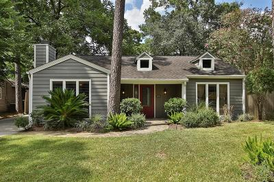 Houston Single Family Home For Sale: 1070 W 42nd Street