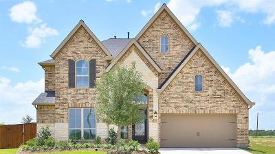 Katy Single Family Home For Sale: 2803 Acorn Way
