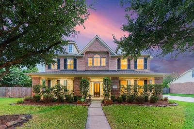 Spring Single Family Home For Sale: 18415 Crooked Oak Way