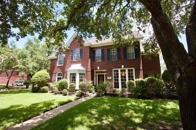 Sugar Land Single Family Home For Sale: 17522 Indian Springs Court