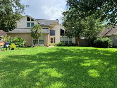 Houston Single Family Home For Sale: 6746 W Greens Road