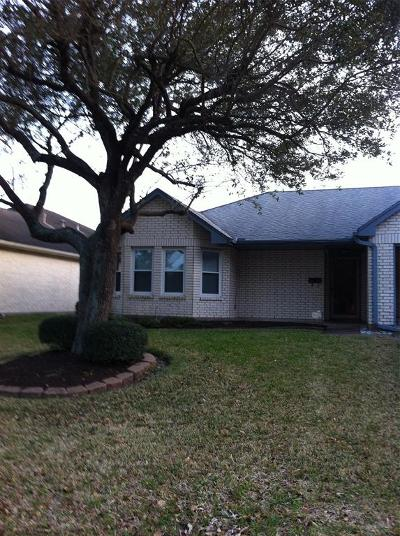 Pearland Rental For Rent: 2638 S Peach Hollow Circle S