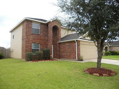 Humble Single Family Home For Sale: 1815 Serenata Lane