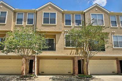 Houston Condo/Townhouse For Sale: 12707 Boheme Drive #504