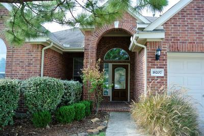 Katy Single Family Home For Sale: 18207 Linden Forest Lane