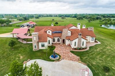 Weimar TX Farm & Ranch For Sale: $3,495,000