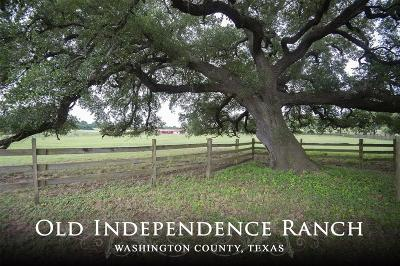 Washington County Country Home/Acreage For Sale: 10205 A Old Independence Road Road N