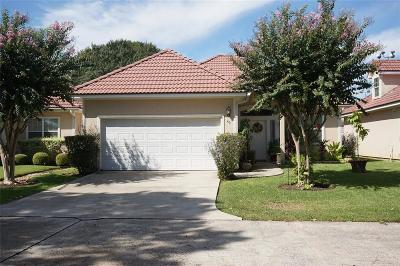 Conroe Single Family Home For Sale: 46 Regency Point