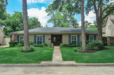 Houston Single Family Home For Sale: 12706 Barryknoll Lane