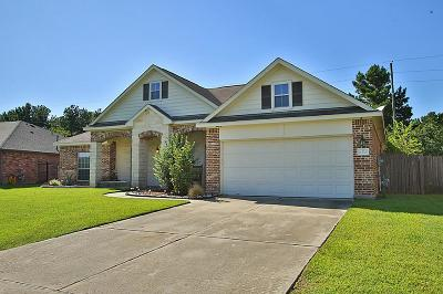 Tomball Single Family Home For Sale: 11326 Country Club Green