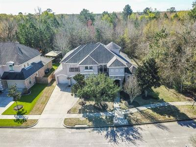 Summerwood Single Family Home For Sale: 13214 Greenwood Lakes Lane