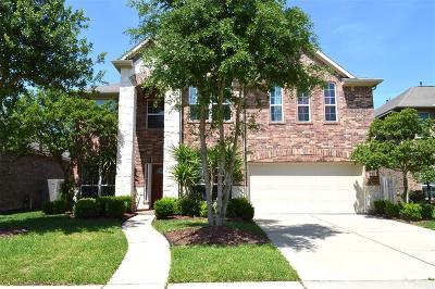 Missouri City Single Family Home For Sale: 3622 Serrano Valley Drives