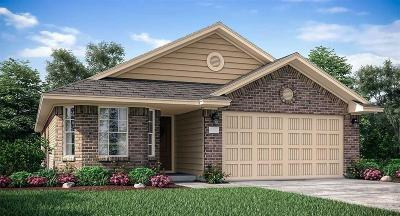 Single Family Home For Sale: 23010 Indigo Prairie Lane