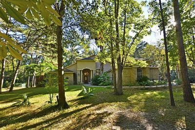 Conroe Single Family Home For Sale: 42 Lake Forest Circle
