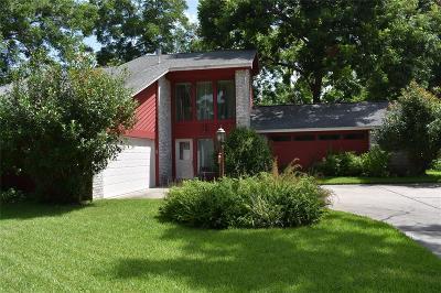 Lake Jackson Single Family Home For Sale: 306 Juniper Street