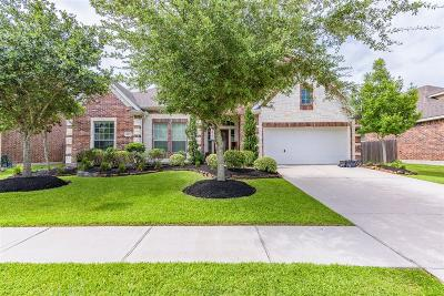 Pearland Single Family Home For Sale: 3313 Brentwood Lane