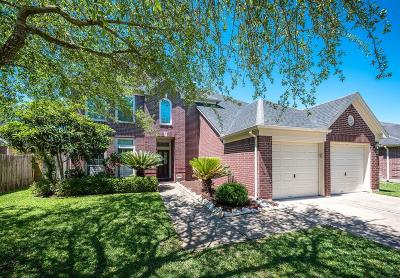 Katy Single Family Home For Sale: 22418 Tullis Trail Court