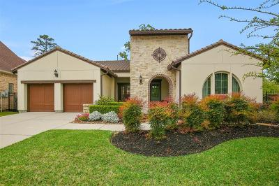 Tomball Single Family Home For Sale: 55 Woodglade Way