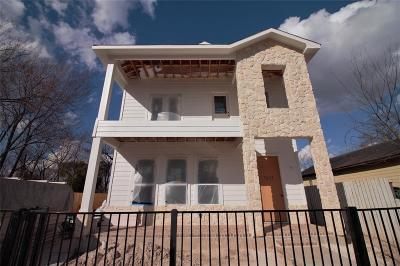 Single Family Home For Sale: 4209 Gunter Street