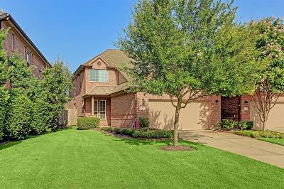 Houston Condo/Townhouse For Sale: 1319 Glenwood Canyon Ln