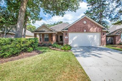 The Woodlands Single Family Home For Sale: 10 Camber Pine Pl