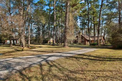 Spring Single Family Home For Sale: 630 Hassler Road
