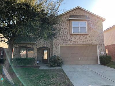 Cypress Single Family Home For Sale: 15222 Bartlett Landing Drive