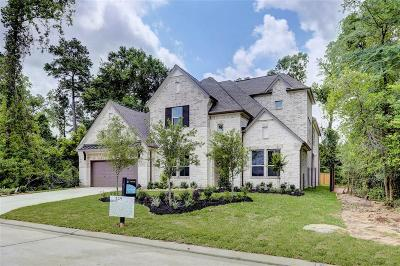 The Woodlands Single Family Home For Sale: 114 N Winter Sunrise Circle