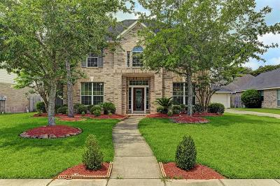 Houston Single Family Home For Sale: 4802 N Pine Brook Way