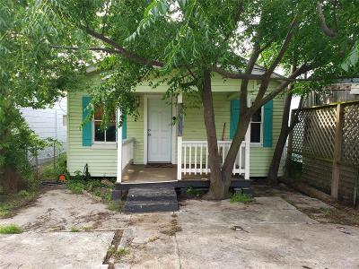 Single Family Home For Sale: 5608 Avenue K