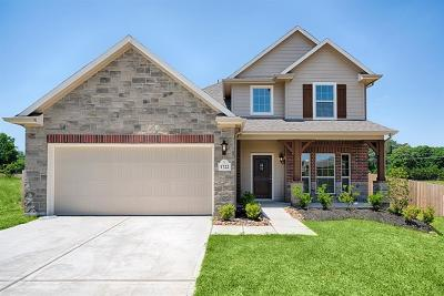 Conroe Single Family Home For Sale: 1722 Wandering Hills