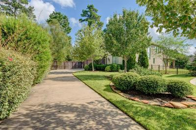 Spring Single Family Home For Sale: 203 Oarwood Place
