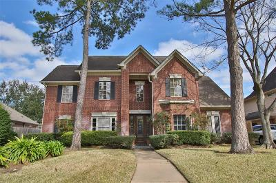 Houston Single Family Home For Sale: 15830 Sweetwater Creek Drive