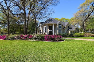 Conroe Single Family Home For Sale: 2 Wedgewood Boulevard